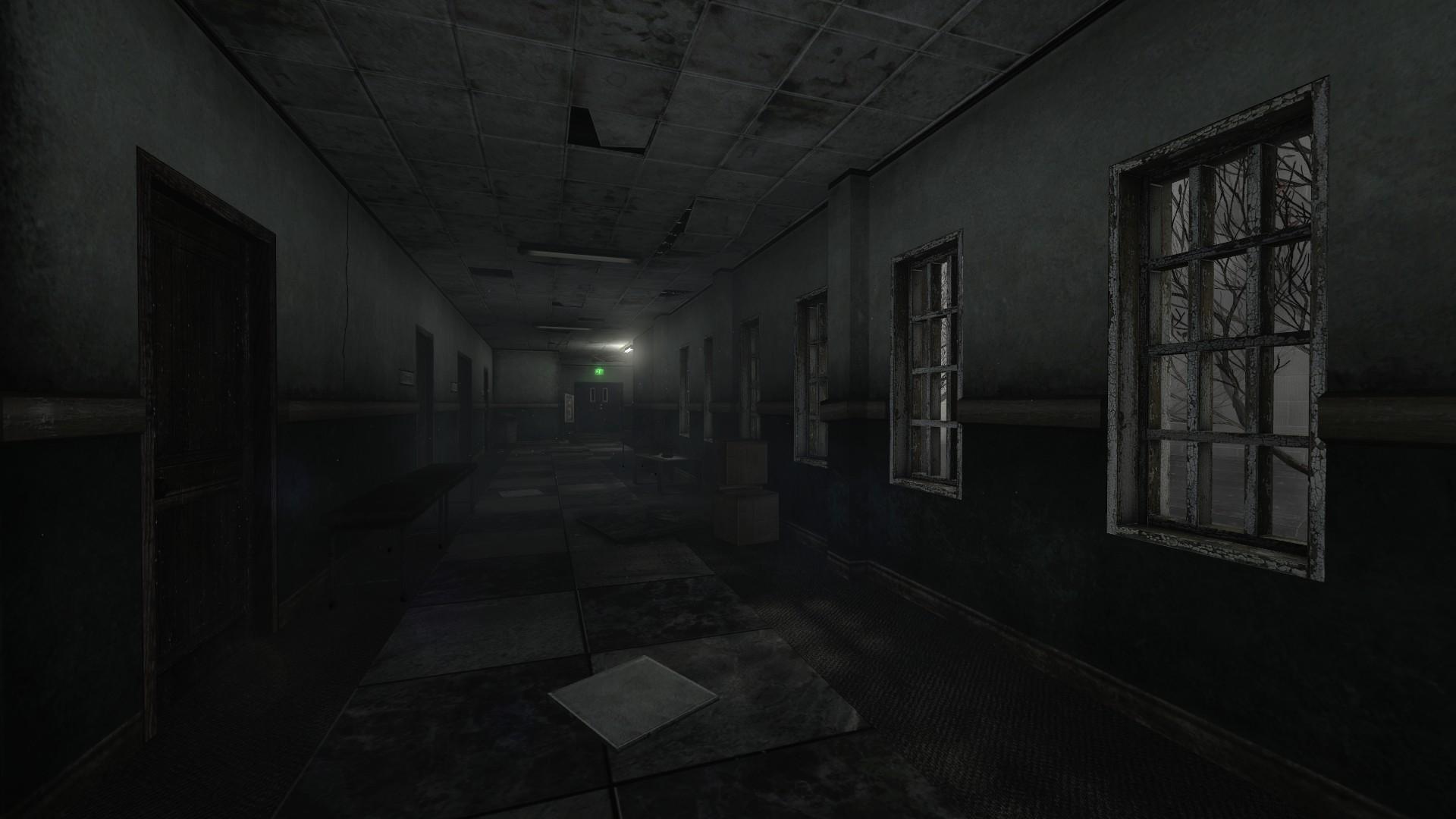 Alchemilla Mod Silent Hill Memories