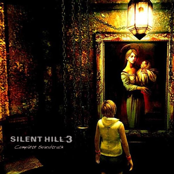 silent hill 3 ost mp3