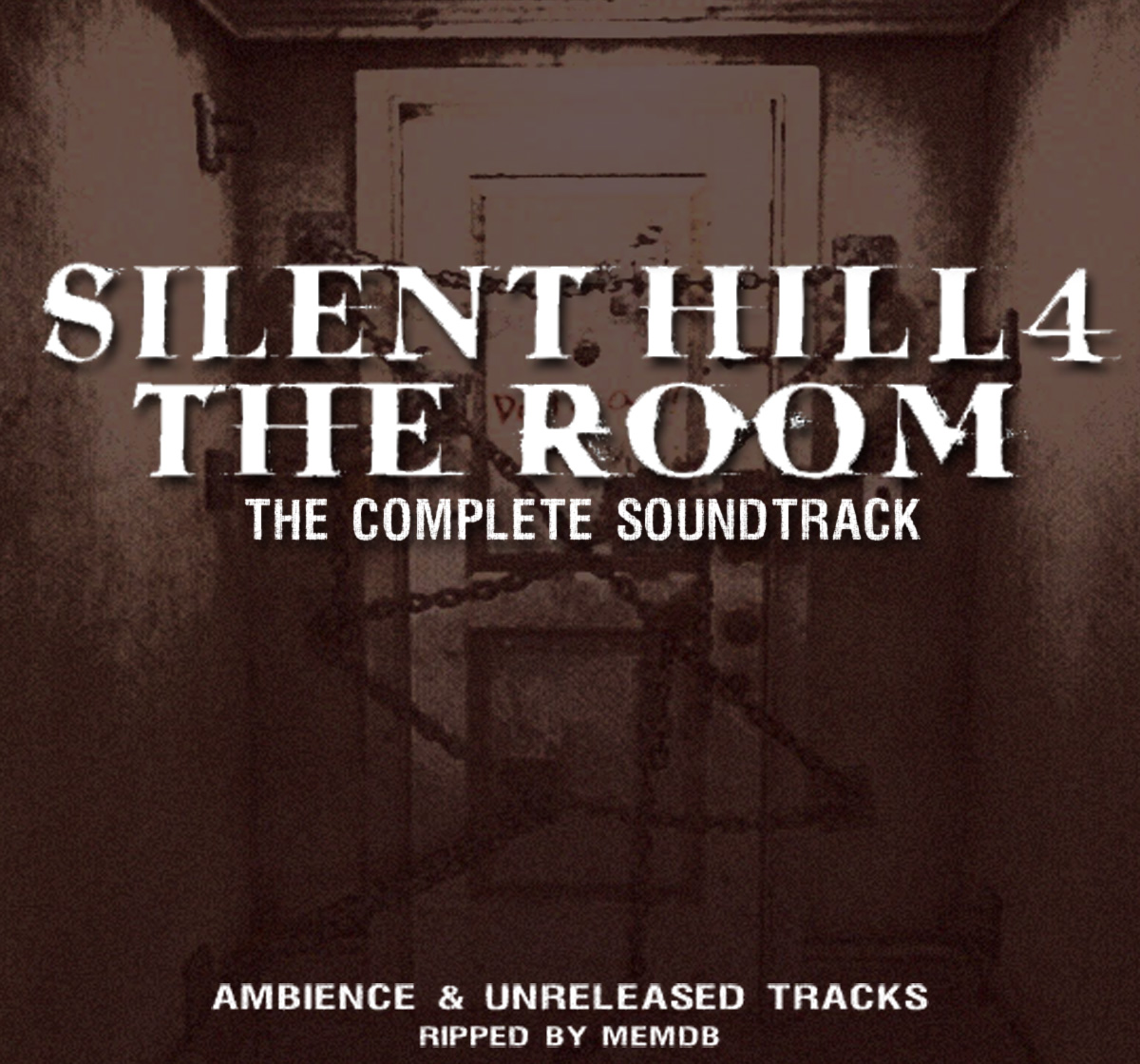 Silent Hill 4 The Room Complete Soundtracks Cst Silent Hill