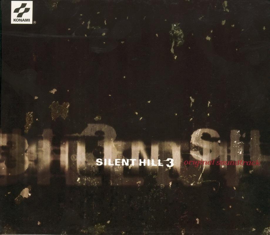 Silent Hill 3 Original Soundtracks Ost Silent Hill Memories