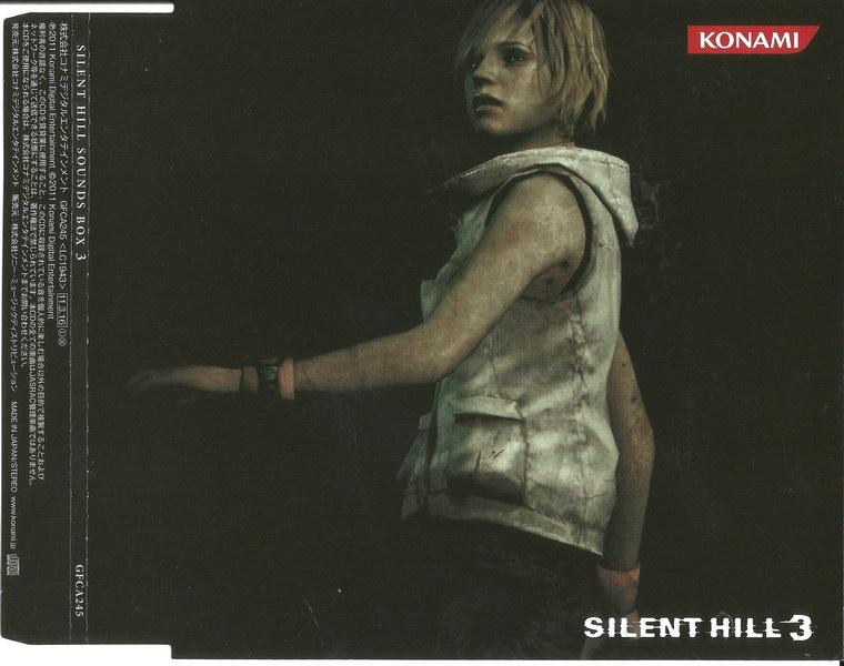 Silent Hil Sounds Box Silent Hill Memories