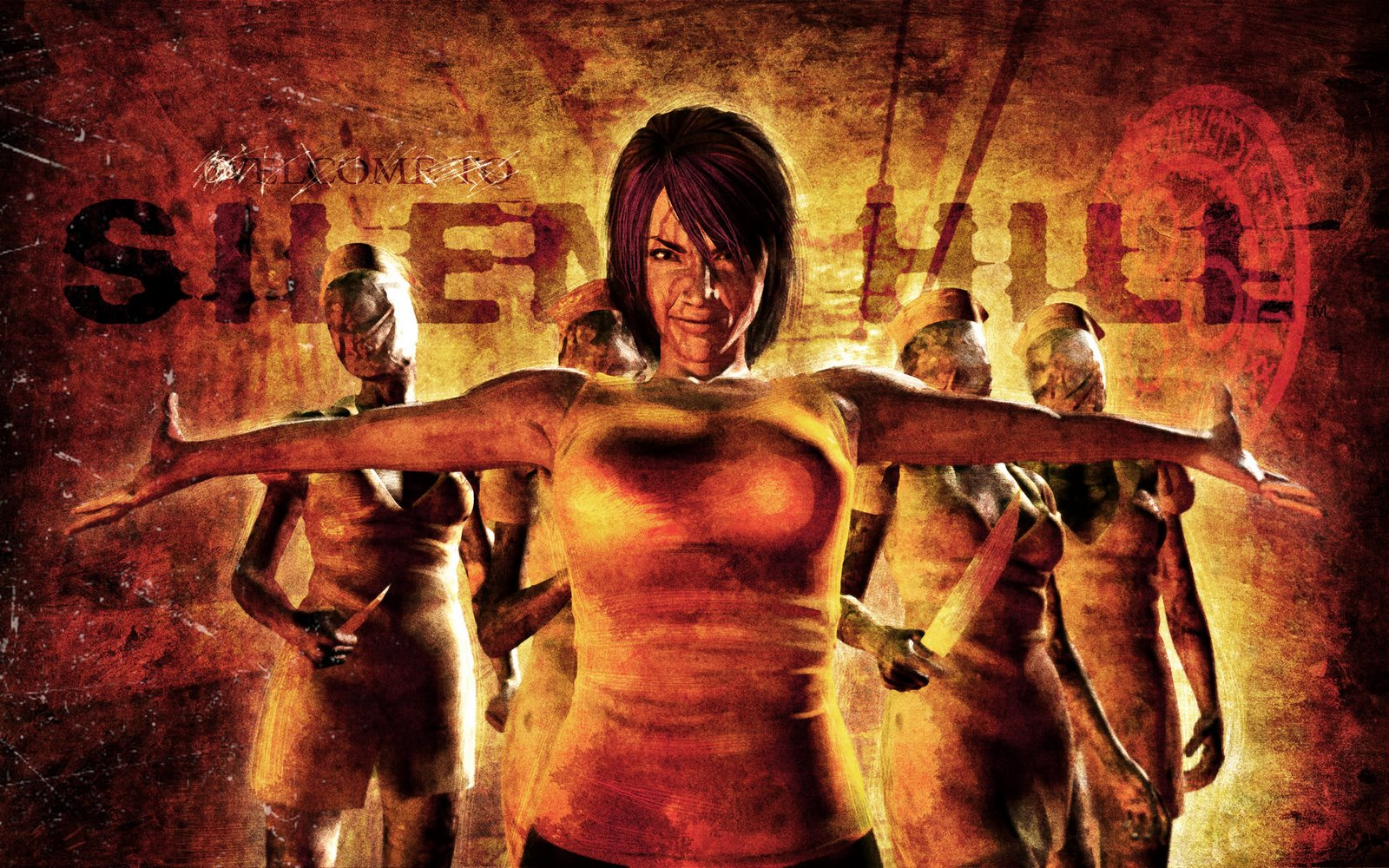 Silent hill nude images exposed video