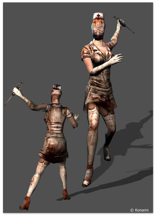 Silent Hill Origins Concept Art Silent Hill Memories
