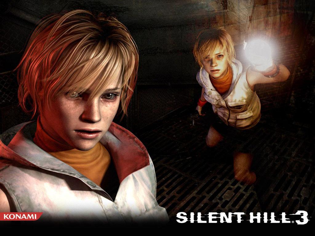 silent hill 3 wallpaper hd