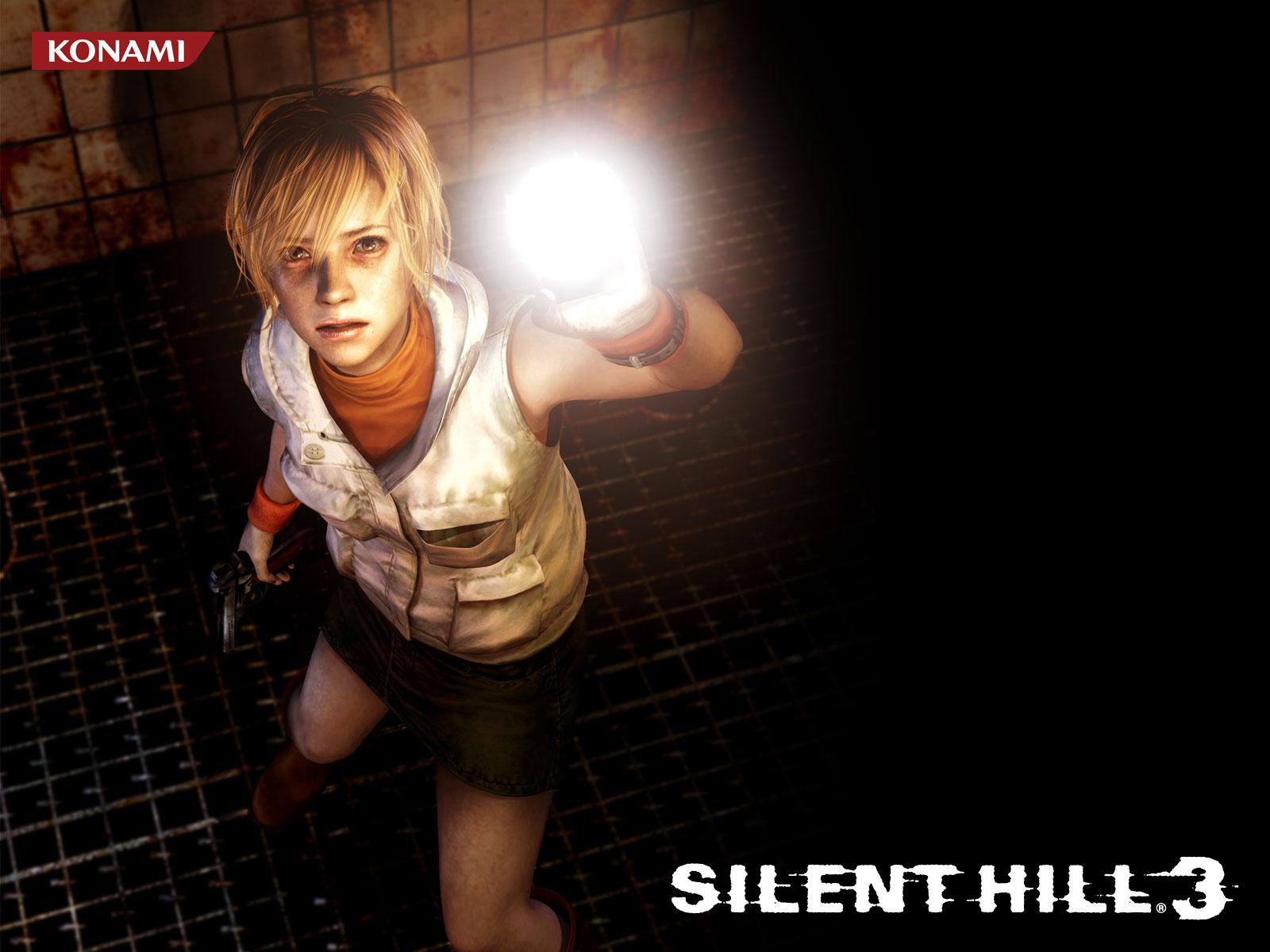 Silent Hill 3 wallpapers or desktop backgrounds