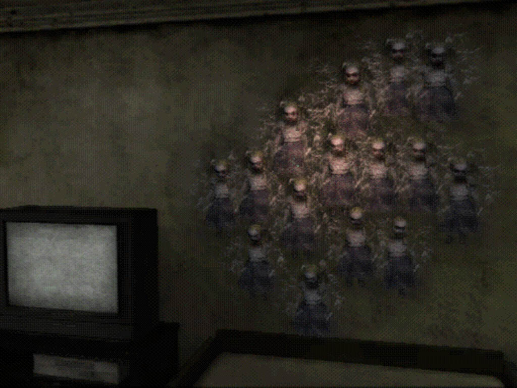 Silent Hill 4 The Room Concept Art Misc Silent Hill