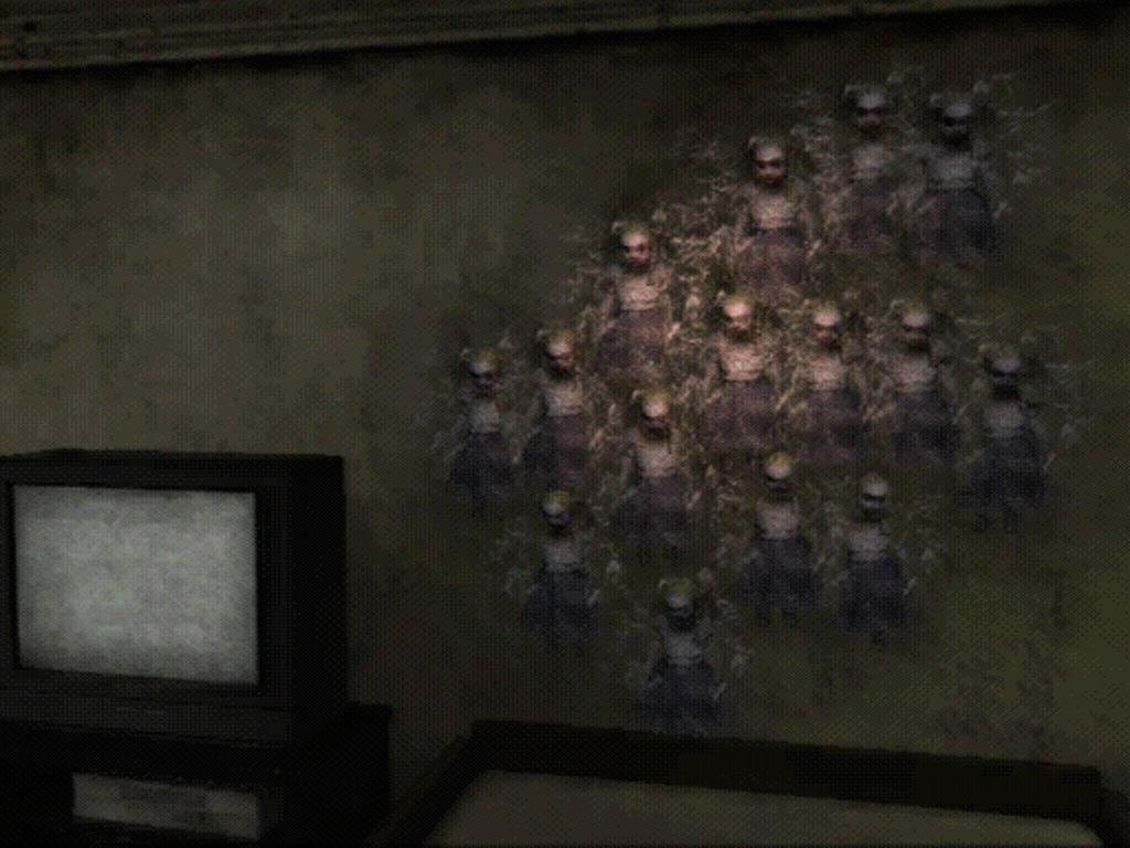 Silent Hill 4 The Room Screenshots Silent Hill Memories