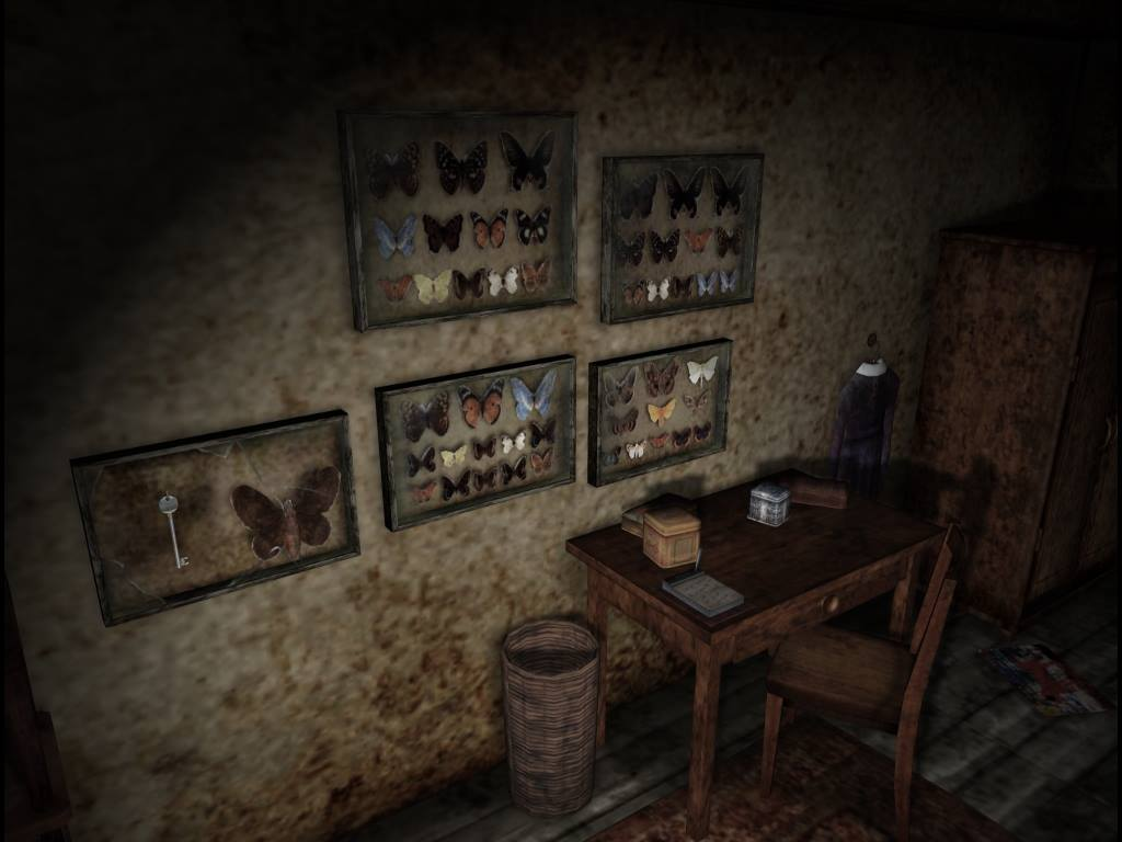 Silent Hill 4 The Room Trivia Silent Hill Memories