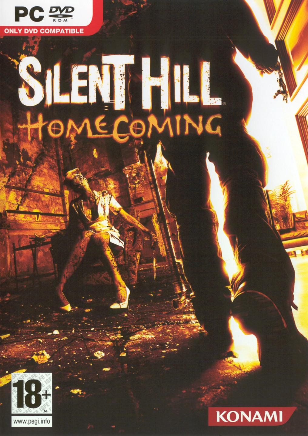 Silent Hill: Homecoming | RePack By Audioslave