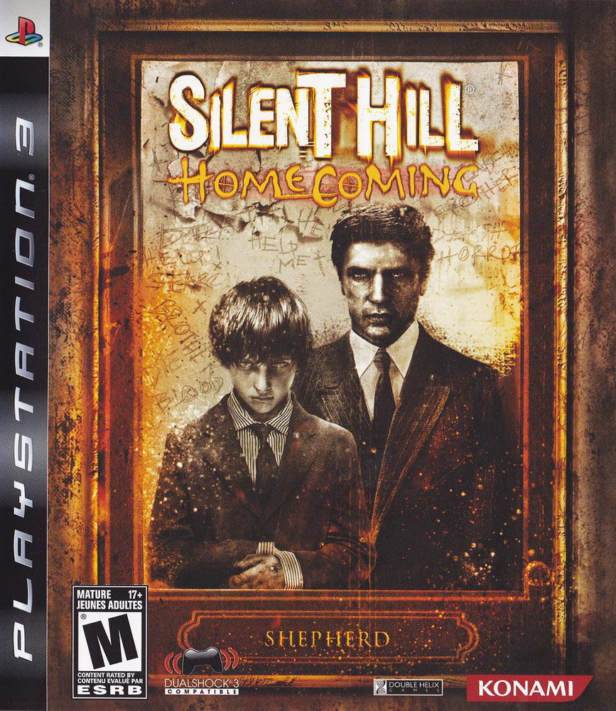 Ps3 Silent Hill Homecoming T�rk�e
