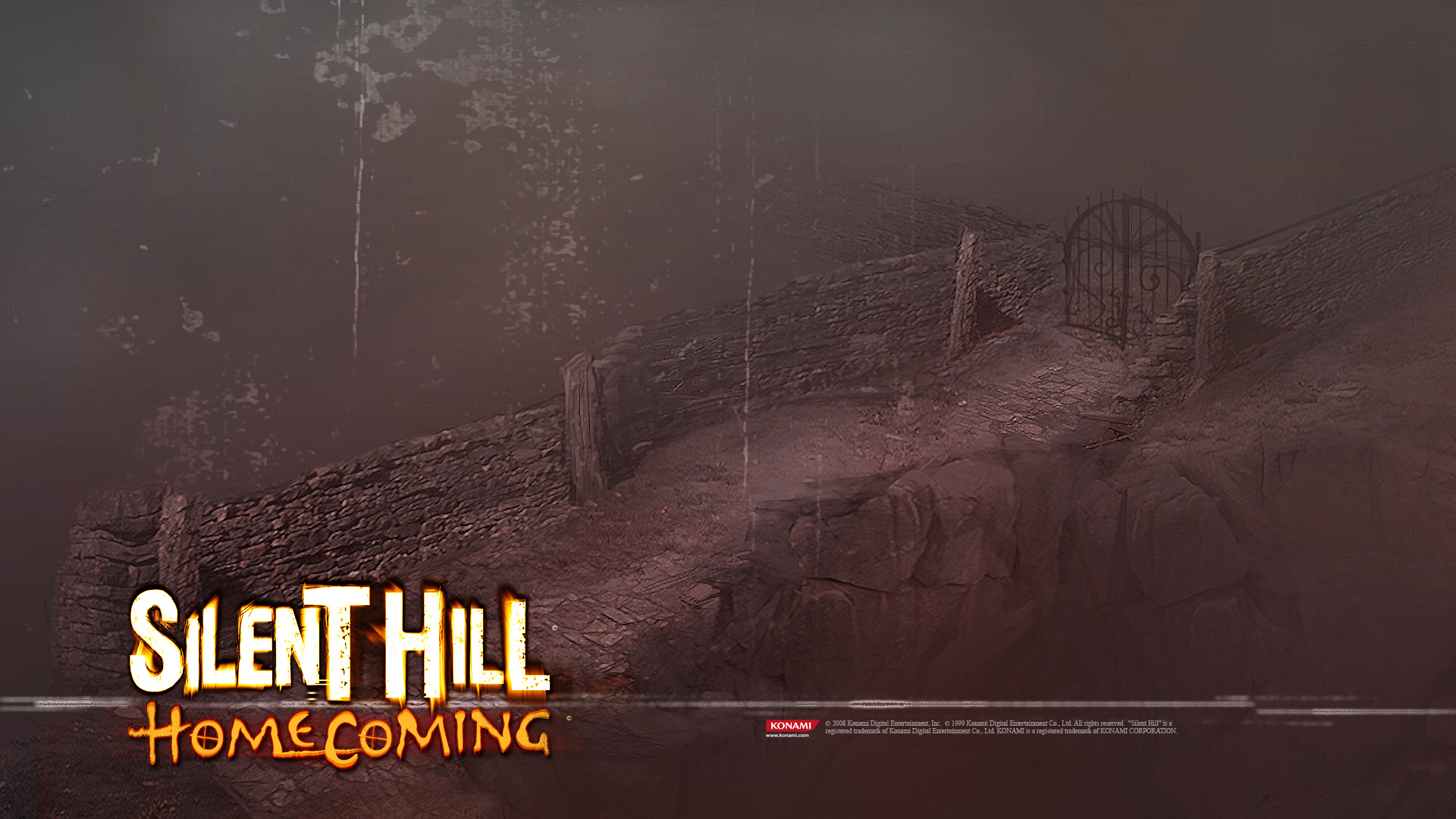 silent hill: homecoming wallpapers - silent hill memories