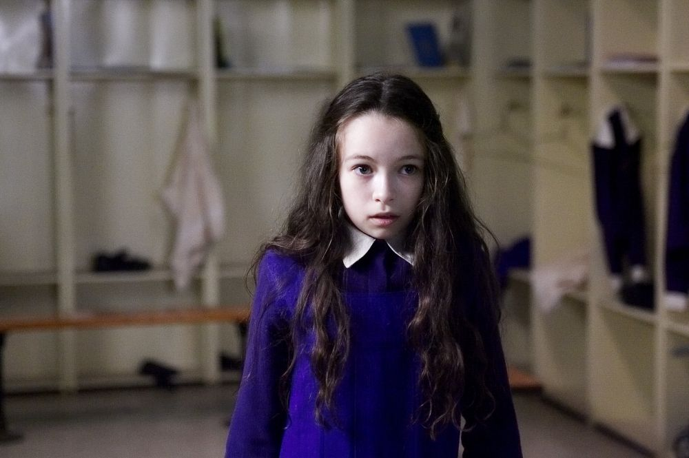 Фильм про девочку которая рисует