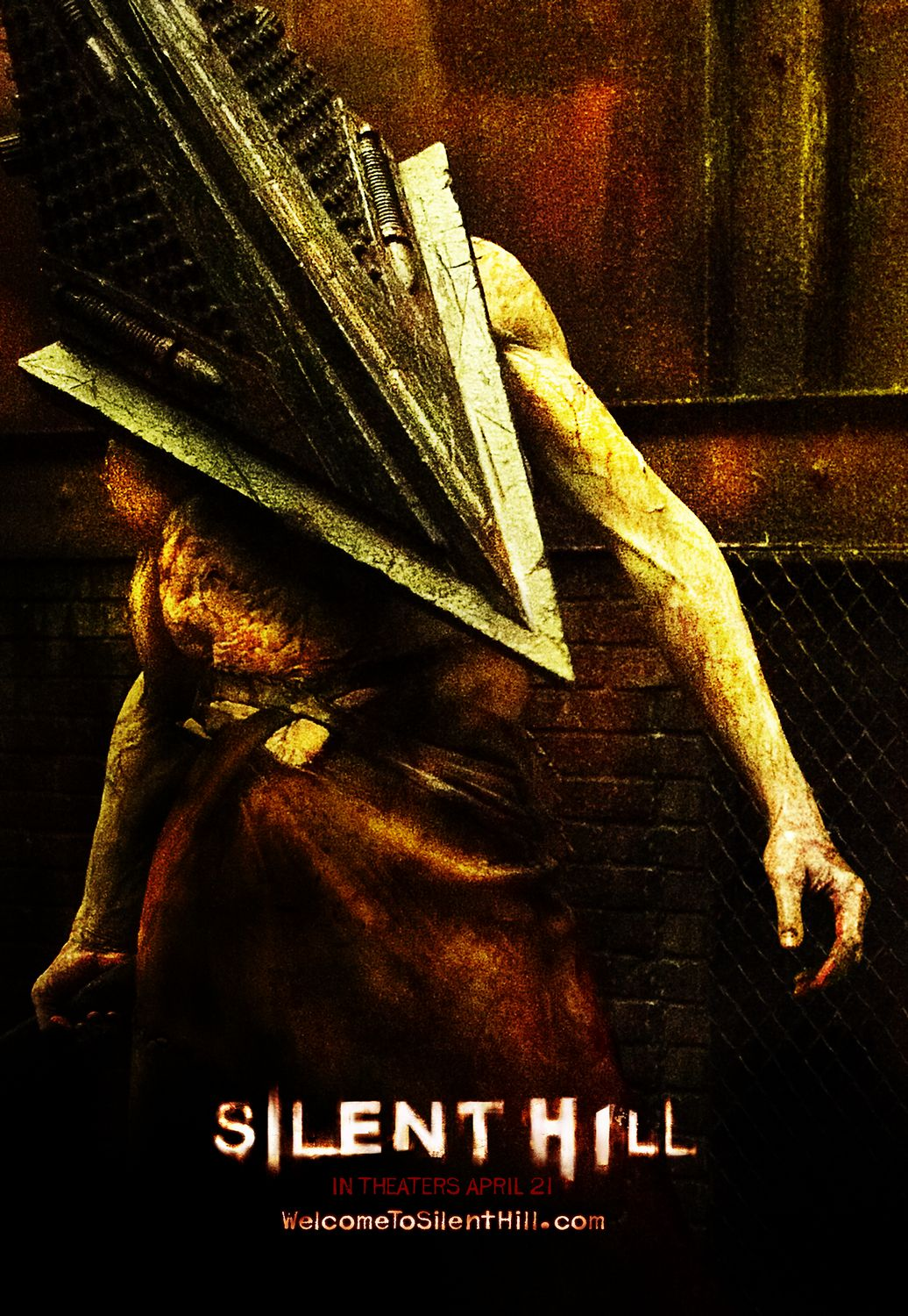Silent Hill Movie Posters - Silent Hill Memories