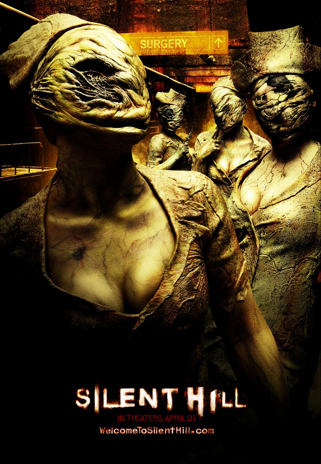 Image result for Silent Hill movie