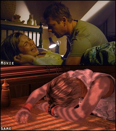 silent hill 2 monsters movie
