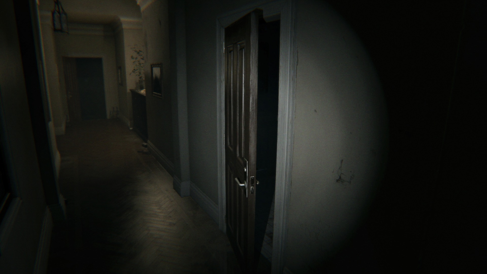 Main Door Silent Hills Screenshots Silent Hill Memories